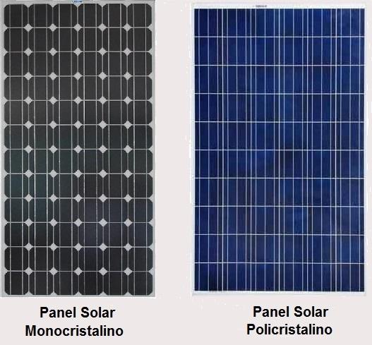 Tipos de paneles solares que debes conocer greendates - Tipos de paneles solares ...