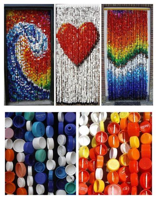 5 Ideas Para Reciclar Tapas De Plastico Greendates